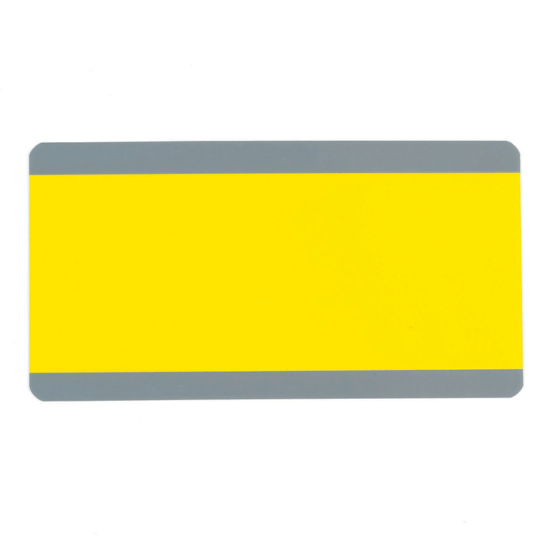 (12 Ea) Big Reading Guide Strips Yellow ASH10820BN