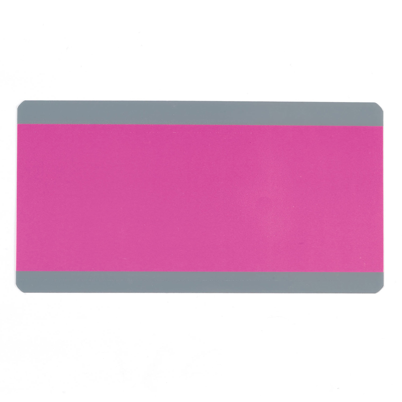(12 Ea) Big Reading Guide Strips Pink ASH10822BN