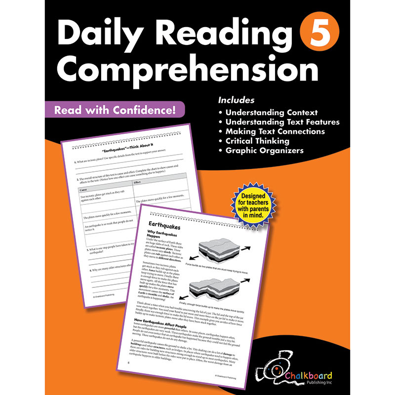 critical thinking reading comprehension