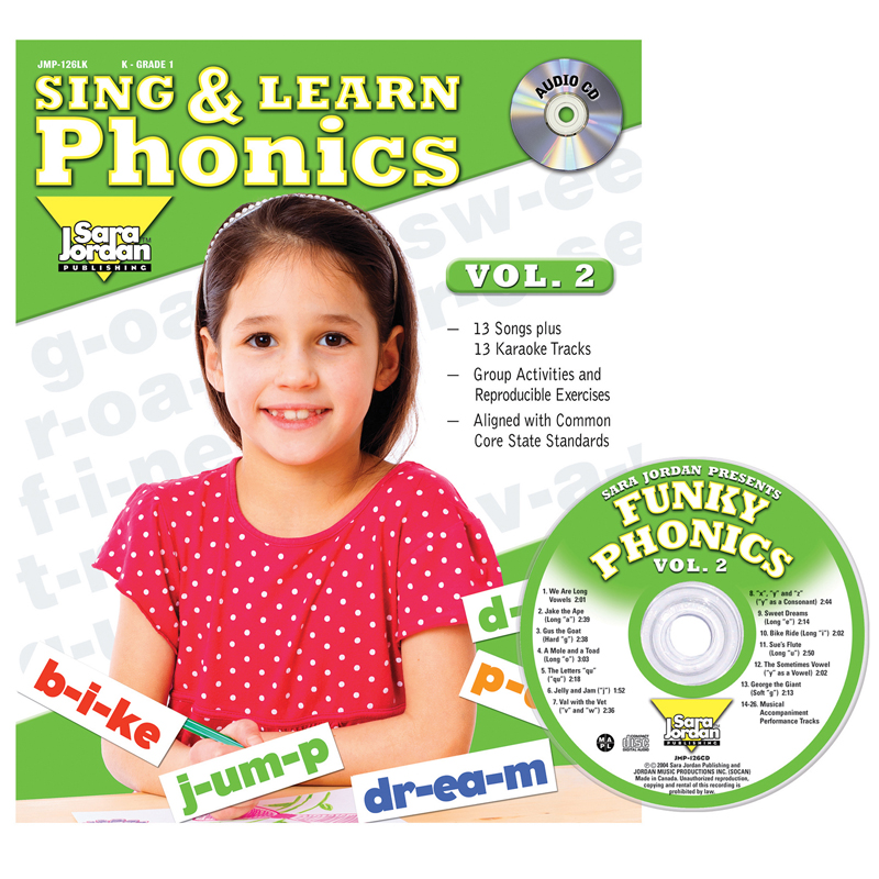 Sing Along and Learn: Marvelous Math (with Audio CD): 12 ...