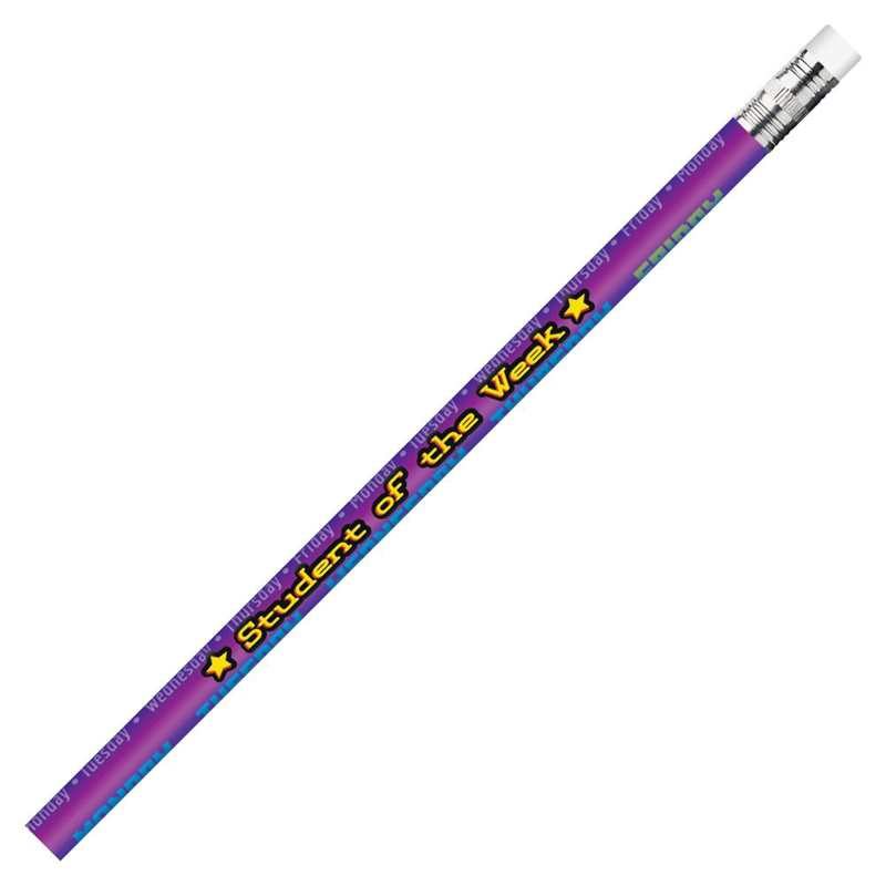 (12 Dz) Pencils Student Of The Week 12 Per Pk JRM2121BBN