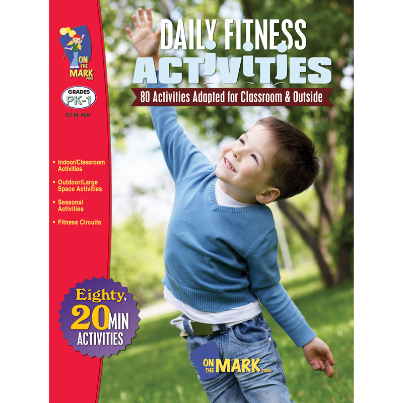 Daily Fitness Activities Gr K-1