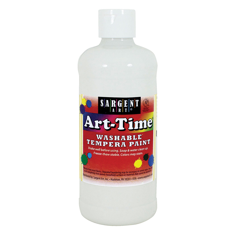 Sargent Art Tempera Paint Oz