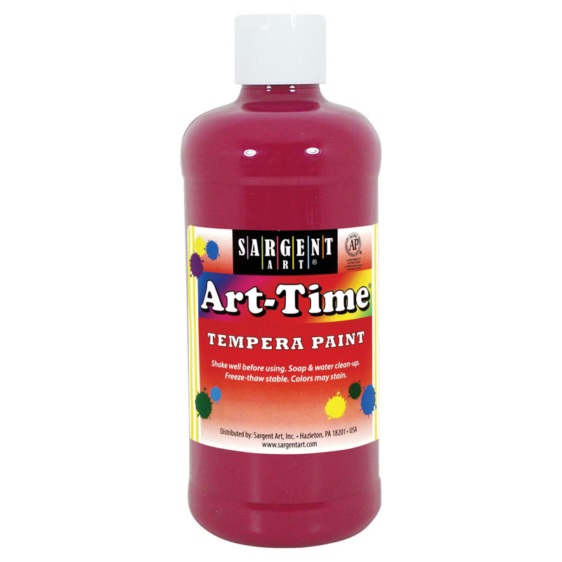 (12 Ea) Magenta Art-Time 16 Oz  SAR176438BN