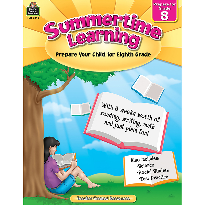 8th Grade Social Studies Classroom Decorations ~ Summertime learning gr
